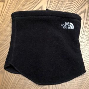 North Face neck warmer